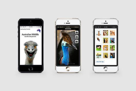 Australian Wildlife - iPhone App